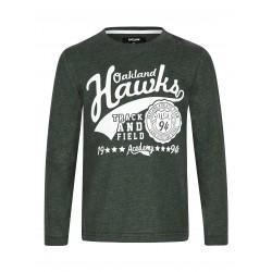 Tričko dlouhý rukáv Hawks