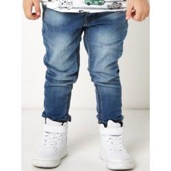 Jeans světle modré
