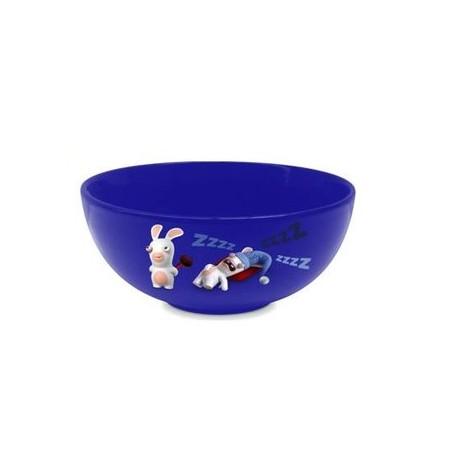Jídelní miska Králík modrý