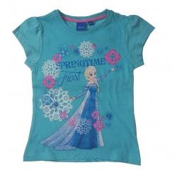 Tričko Frozen modré
