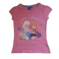 Tričko Frozen růžové