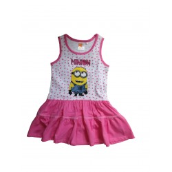Šaty Mimoni růžové